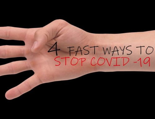 FOUR FAST WAYS TO CRUSH COVID-19